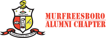 Murfreesboro Alumni Chapter of Kappa Alpha Psi Logo